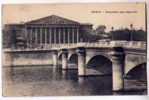 Paris - Chambre des Deputes