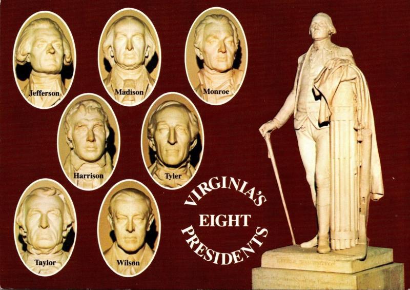 Virginia's Eight Presidents