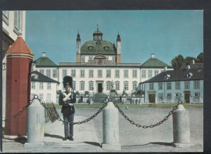 Denmark Postcard - Fredensborg Palace, Residence of The Royal Family  T8004