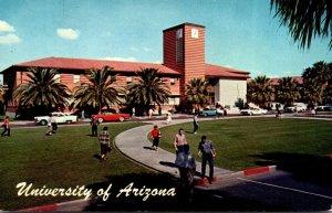 Arizona Tucson Student Union Memorial Building University Of Arizona