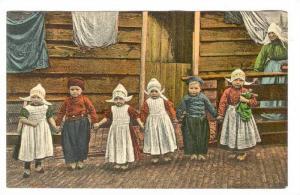 Kids, VOLENDAM, Netherlands, 00-10s