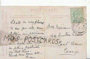 Genealogy Postcard - Mericaw? Mericam? - East Ham - Essex - Ref 8674A