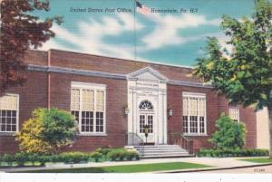 Pennsylvania Honesdale Post Office