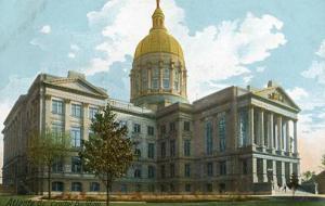 GA- Atlanta- State Capitol