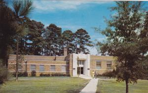 NEWBERRY, South Carolina, 1940-1960's; Wessels Library, Newberry College
