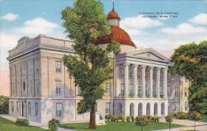 Mississippi Jackson Historic Old Capitol