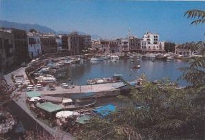 Girne (Kyrenia)  , Kıbrıs (Cyprus) , 60-70s : Harbour #6