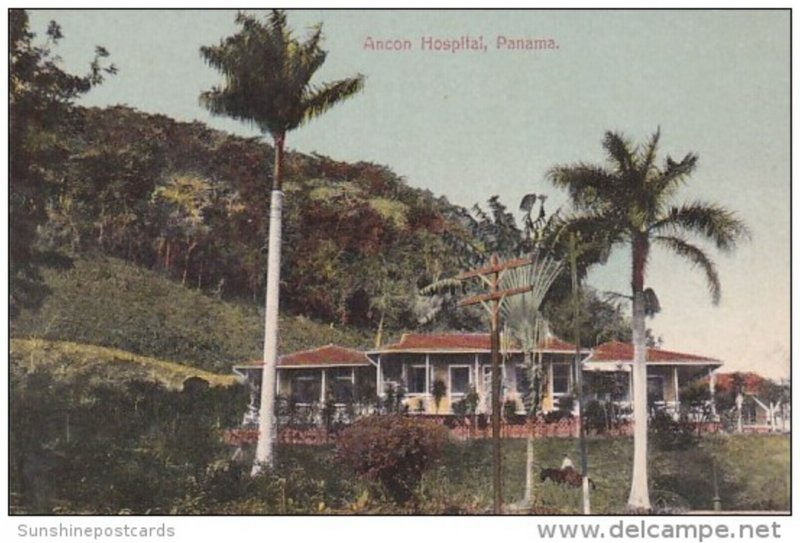 Panama Ancon Hospital