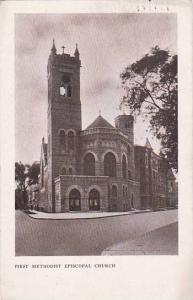 New York Syracuse  First Methodist Episcopal Church 1914