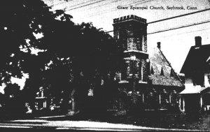 Connecticut Saybrook Grace Episcopal Church