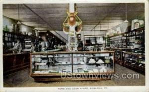 Turn & Cook Store Bushkill PA 1967
