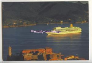 LN1699 - P&O Liner - Aurora - postcard issued by P&O