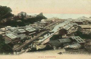 japan, NAGASAKI, Oura Panorama (1910s) Postcard