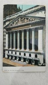 E-1220, New York Stock Exchange, N. Y. City