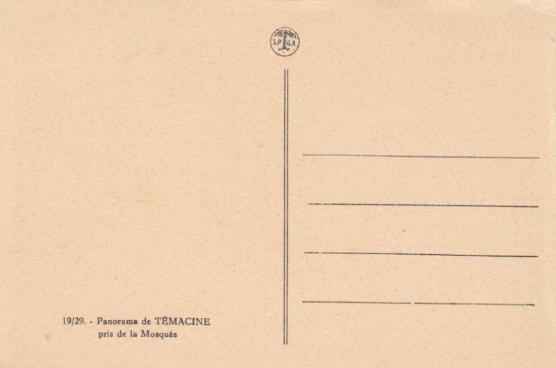 TEMACINE , Algeria , 00-10s
