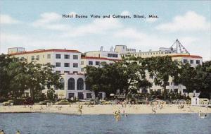 Hotel Buena Vista And Cottages Biloxi Mississippi