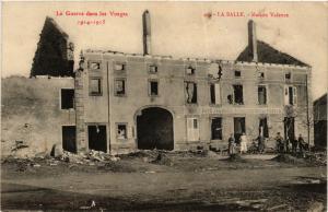 CPA Militaire, La Salle - Maison Valence (277714)