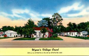Florida Tampa Wynn's Village Court