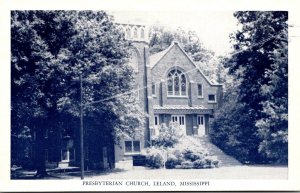 Mississippi Leland Presbyterian Church