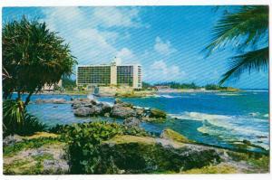 Caribe Hilton Hotel, San Juan PR