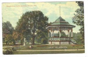 Bandstand , Public Gardens , Halifax , Nova Scotia , Canada , 00-10s