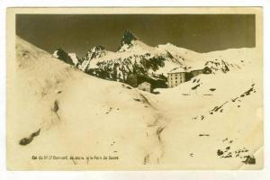RP, Col Du St. Bernard, Alt. 2217m. Et Le Pain De Sucre, Switzerland, 1930-1950s