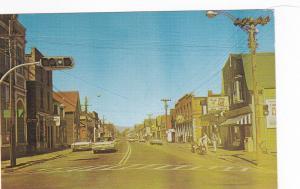 Main Street , STELLARTON , Nova Scotia , Canada , 50-60s