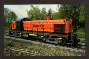 NY Batten Kill Railroad Train WASHINGTON CT NEW YORK PC