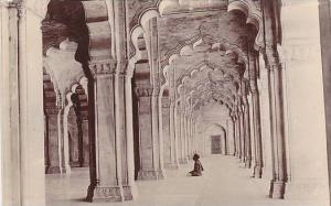 RP: Man Praying in Pearl Mosque , Agra , India , 00-10s