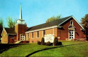 Pennsylvania New Castle Saint John's Evangelical Lutheran Church