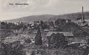 Romische Bader, TRIER (Rhineland-Palatinate), Germany, 1900-1910s