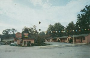 CHATTANOOGA , Tennessee , 50-60s; Kingwood Courts Motel