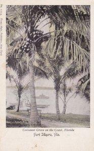 FORT MYERS, Florida, 00-10s; Cocoanut Grove on the Coast
