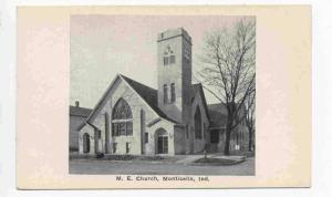M.E. Church, Monticello,  Indiana,   00-10s