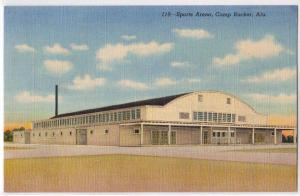 Sports Arena Camp Rucker AL
