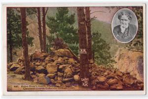 Helen Hunts Grave, Colorado Springs