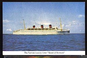 Furness Liner Queen of Bermuda