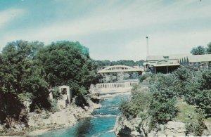 FERGUS , Ontario , 1950-60s ; Grand River Gorge