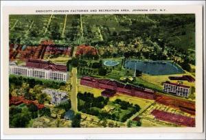 Endicott-Johnson Factories, Johnson City NY
