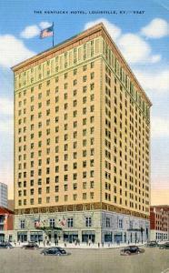 KY - Louisville, The Kentucky Hotel
