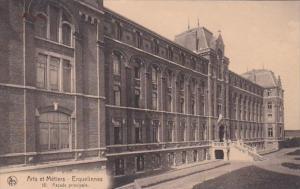 Belgium Erquelinnes Arts et Metiers Facade principale