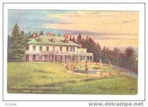 Kent House, Montmorency, Quebec, Canada, 00-10s