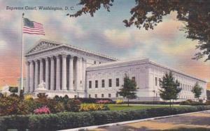 Washington D C The Supreme Court
