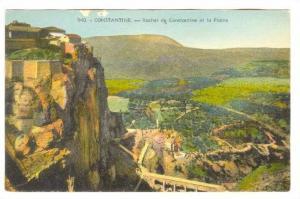 Constantine, Algeria, 00-10s: Rocher de Constantine et la Plaine