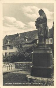 Germany Eisenach Geburtshaus von Johann Sebastian Bach