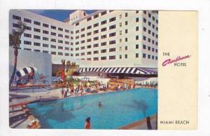 The Casablanca Hotel,Showing The Pool,Miami Beach,Florida,1940-60s