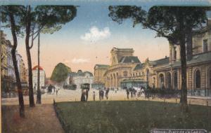 NAMUR, Belgium, 1900-1910's; Place De La Gare