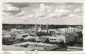 kenya, NAIROBI, General View (1950s) Skulina Pegas RPPC