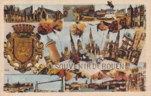 Multi-Views, Souvenir De Rouen, Normandie, France, 10-20s