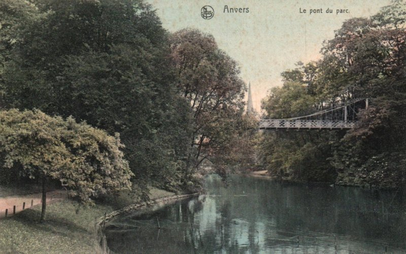 Le Pont du Parc,Antwerp,Belgium BIN
